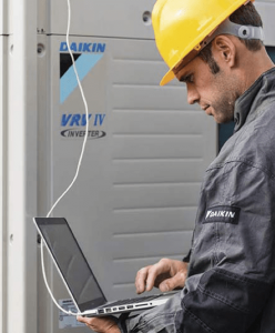 Daikin and A-Gas reclaimed refrigerant initiative