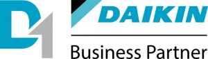 Daikin D1 business partner logo