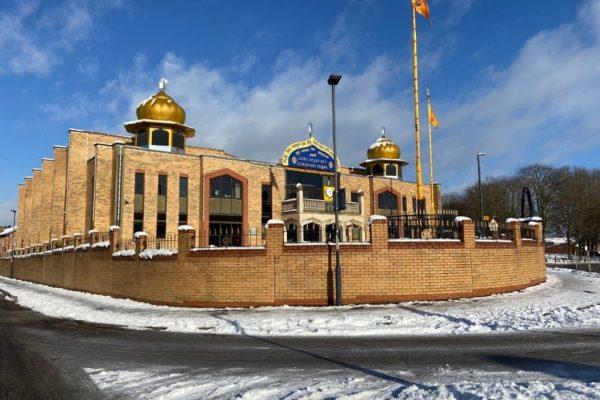 Guru Arjan Dev Ji Sikh Temple Derby 1