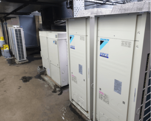 Daikin VRV air conditioning units